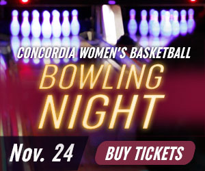 Women's Basketball Bowling Night Tickets