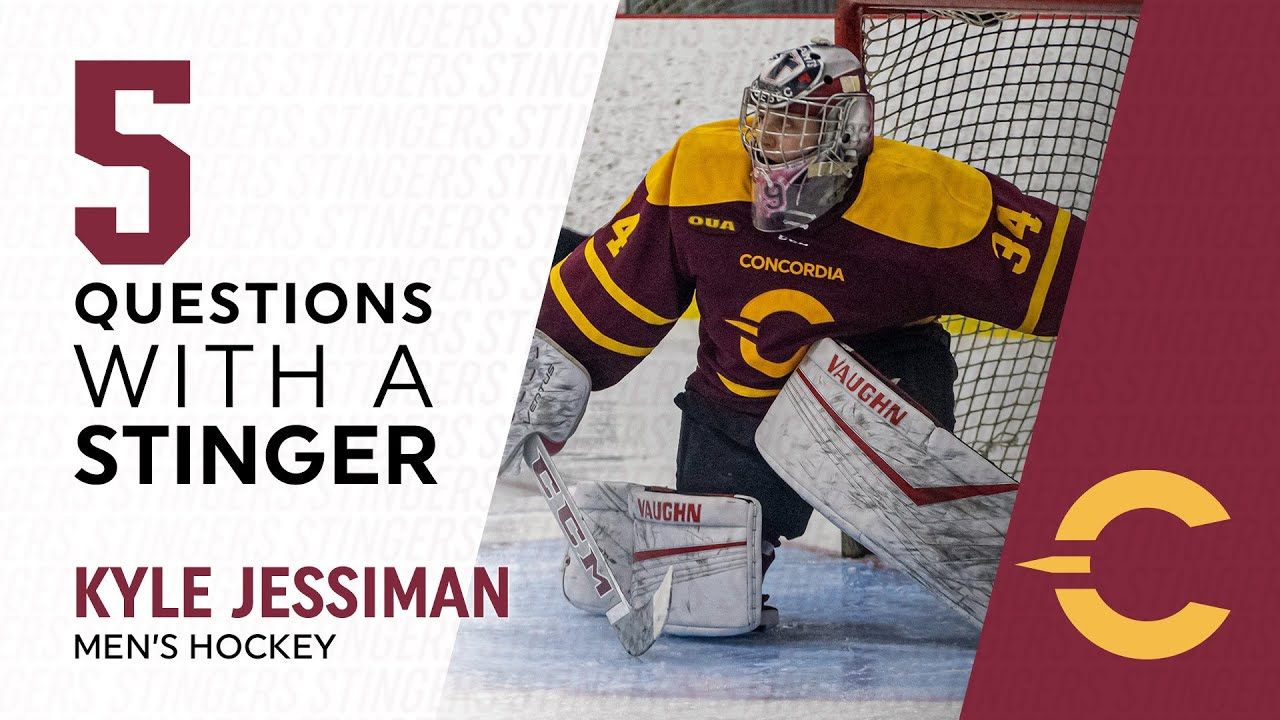5 Questions with a Stinger: Kyle Jessiman