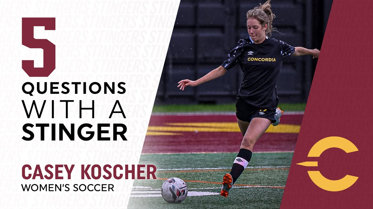 5 Questions with a Stinger: Casey Koscher