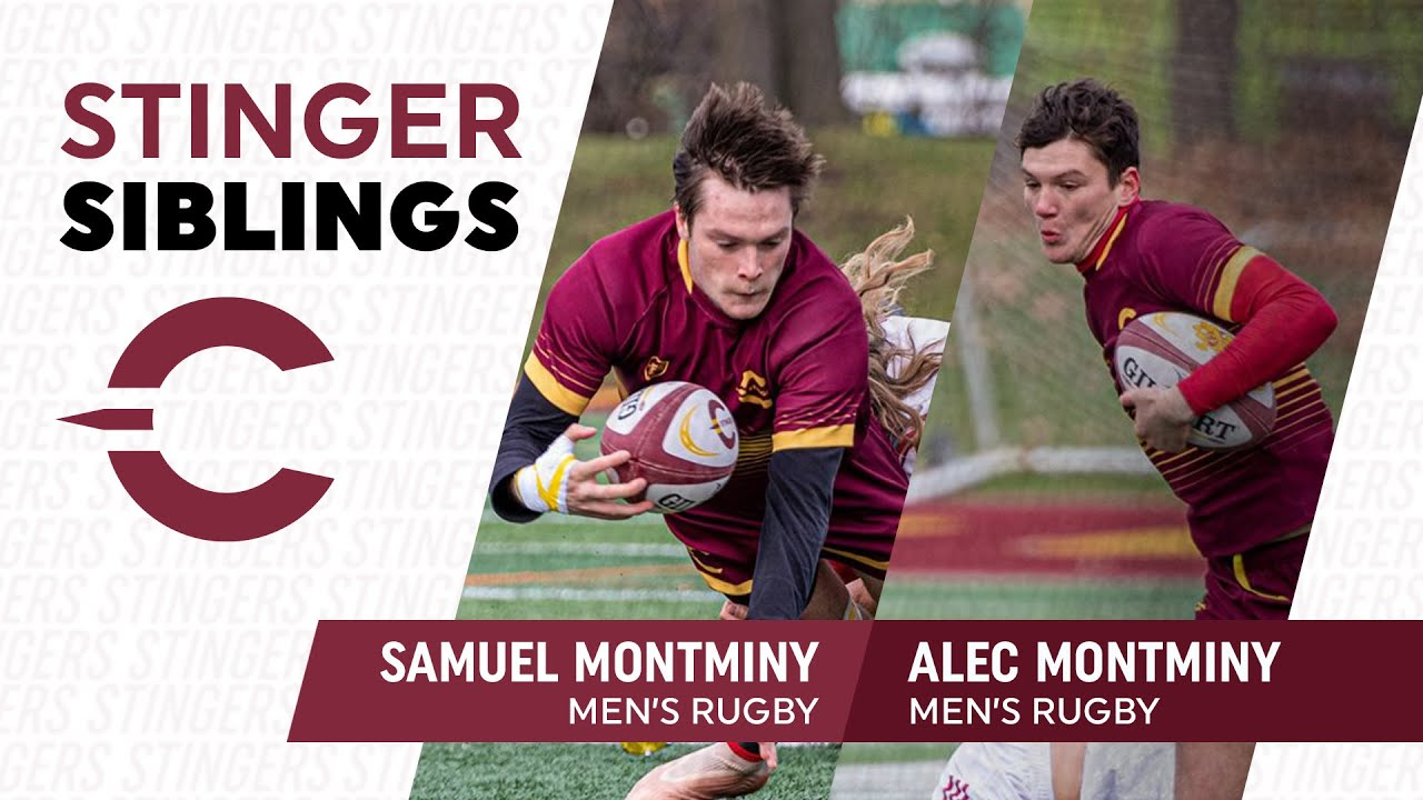 Stinger Siblings: Alec and Samuel Montminy