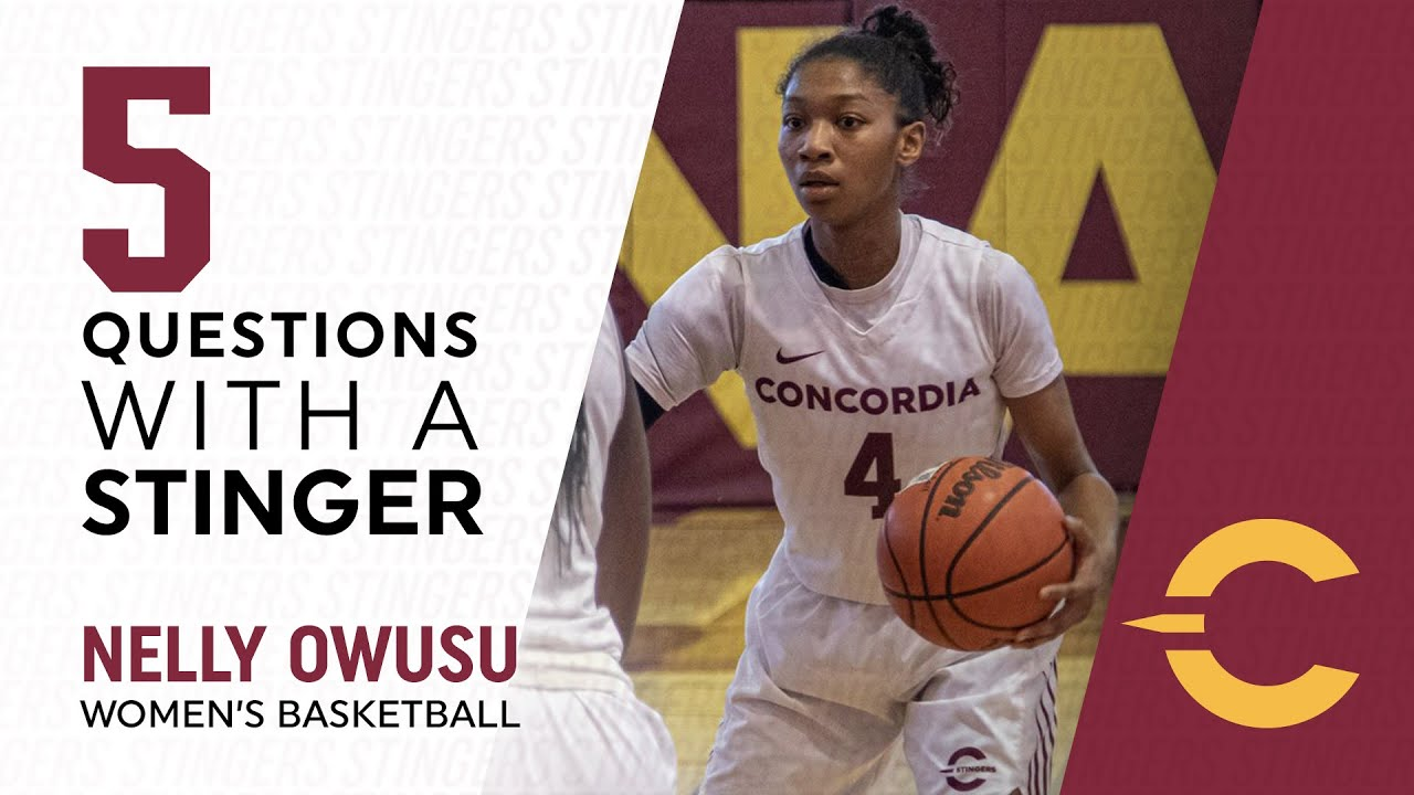 5 Questions with a Stinger: Nelly Owusu