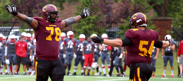 Stingers Ca Maurice Simba Is Top U Sports O Lineman In Cfl Ratings