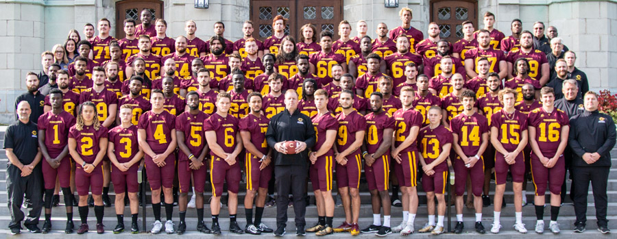 Football 2018 Team Photo
