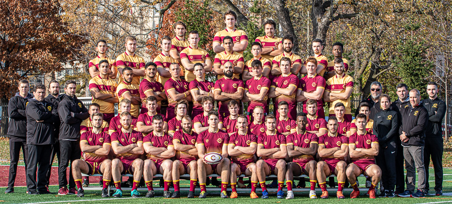 Rugby (M) 2019 Team Photo