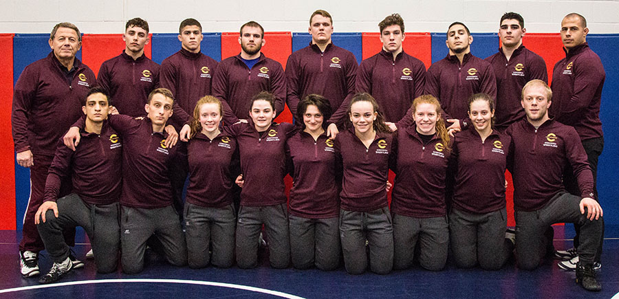 Wrestling 2017 Team Photo